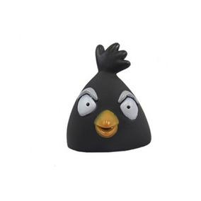 Brinquedo Vinil Angry Birds Passaro Preto