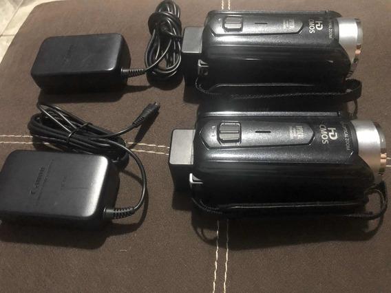 02 Filmadoras Canon Vixia Hf400