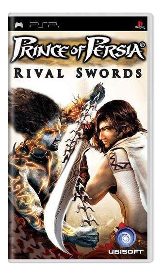 Prince Of Persia: Rivals Sands - Psp - Mídia Física