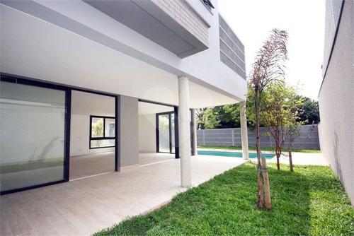 Casa Em Condomínio 3 Suítes Em Moema - 375-im399823