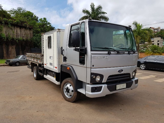 Ford Cargo 816 S 4x2 Ano 2014/2014 Cabine Suplementar