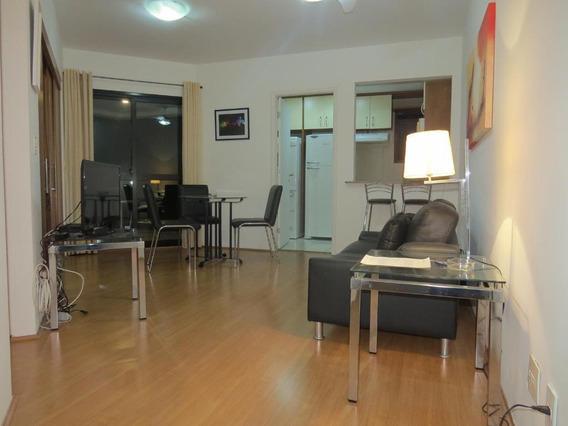 Flat Residencial Para Locação, Paraíso, São Paulo. - Fl0243