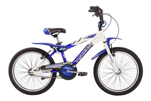 Bicicleta Infantil Niño - Raleigh Mxr  Rodado 20