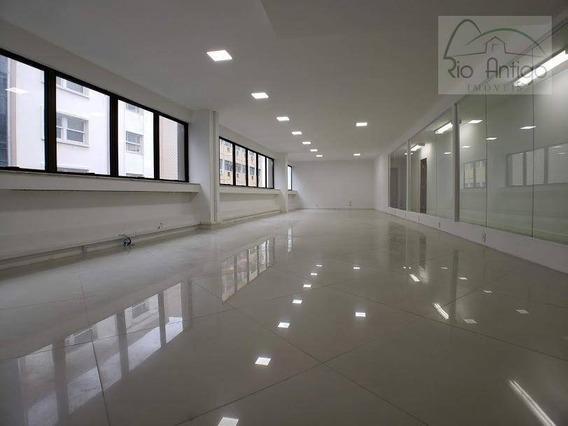 Andar Corporativo - Rua Teófilo Otoni - Venda E Locação - Centro - Rj - Sa0183