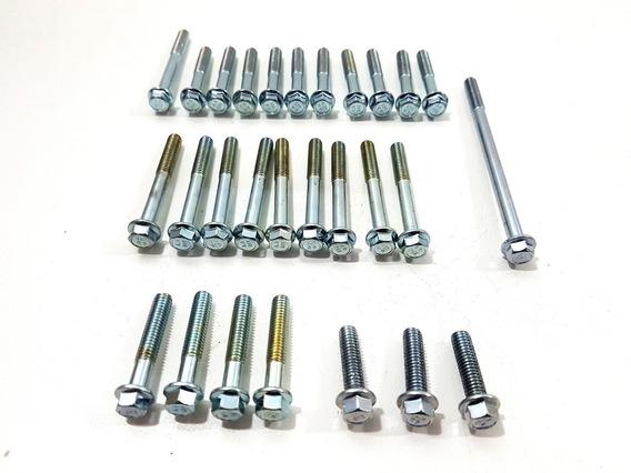 Kit Parafusos Motor Completo Cg/ Ml 125 28 Peças 2107 77/99