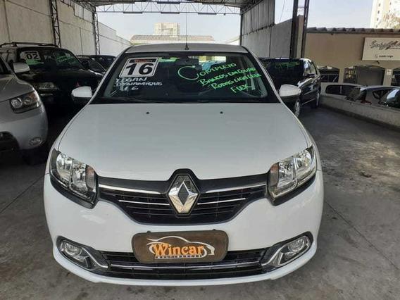 Renault Logan Dynamique 1.6 8v Flex Mec. 2016