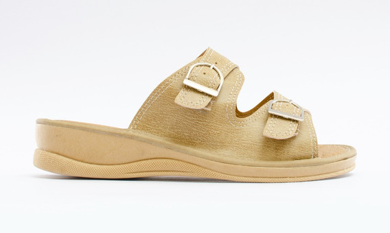 Zapatos Chinelas Suffle Capellada Dama S1522