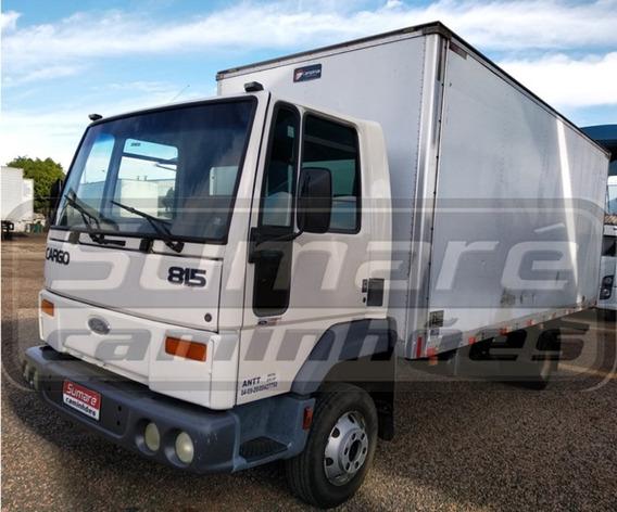 Ford Cargo 815 - Com 147.000 Km