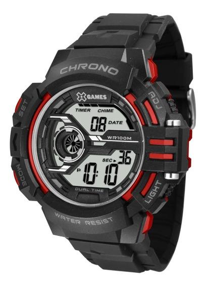 Relógio Pulso X Games Digital Esportivo - Xmppd447