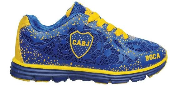 Zapatilla Oficial Boca Juniors
