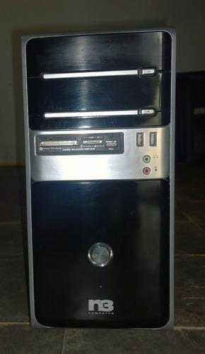 Imagem 1 de 5 de Computador Pc Cpu Intel Pentium Dual E2140, 2gb, 320hd