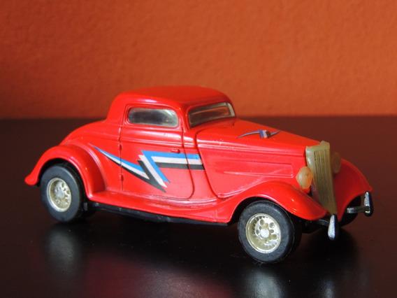 Miniatura Majorette.vermelho1:32hot Rods