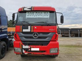 Mercedes-benz Axor 2644s 6x4 2013