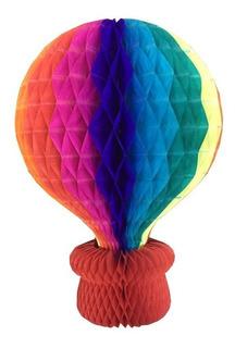 Kit De 20 Enfeite De Papel Balão 14 Polegadas