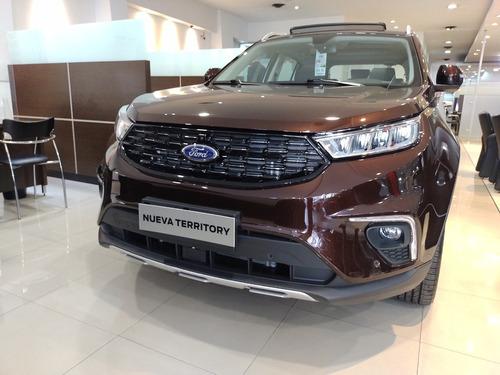 Ford Territory 1.5 143cv 4x2 Titanium Ventas Corporativas B