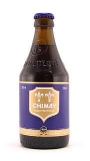 Pack X4 Chimay Brune 330 Ml - 12 Canillas Tienda
