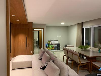 Apartamento 3 Suítes 128 M² Jardim Goiás - Próximo Ao Flamboyant - 1067
