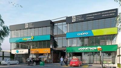 Excelente Oficina En Renta De 50m2, Plaza Comercial En Arboledas . Pb