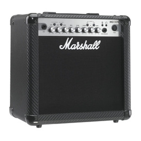 Caixa Amplificada Marshall Mg50cfx 50w 1x12 Mg Series