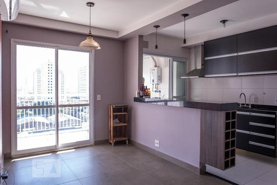 Apartamento Para Aluguel - Mooca, 1 Quarto, 47 - 893089997