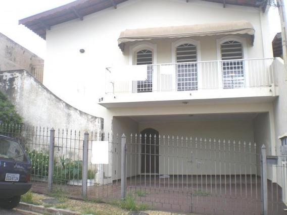 Casa Para Locação Em Valinhos, Jardim Santo Antônio, 3 Dormitórios, 1 Suíte, 1 Banheiro, 2 Vagas - Loc 535