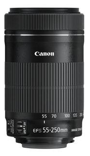Lente Canon 55 250 F 4 A 5.6 Stm