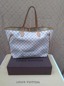 Bolsa Louis Vuitton Neverfull Gm Azur
