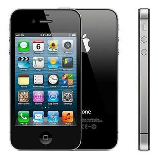 Apple iPhone 4 8gb Desbloqueado, Original, Anatel De Vitrine