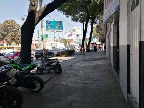 Renta Local Comercial Col. Escandon A 1 Cuadra De Viaducto