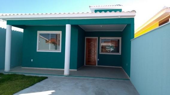 Casa Em Itaipuaçu Com 4 Quartos E Churrasqueira - 514