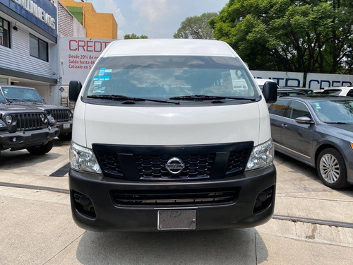 Imagen 1 de 5 de Nissan Urvan 2017