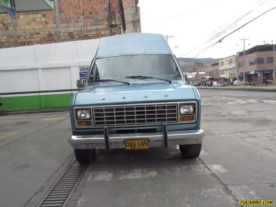 Ford Econoline Panel