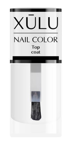 Top Coat Para Uñas Xúlu Nail Color Con Keratina Z805