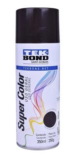 Tinta Spray Marrom 350ml Tekbond