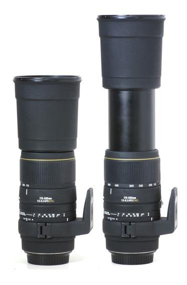 Objetiva Para Canon 170-500mm