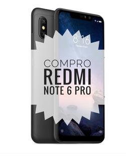 Compro Redmi Note 6 Pro Em Condições De Uso