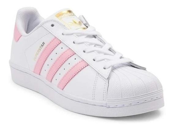 Tênis adidas Superstar Rosa