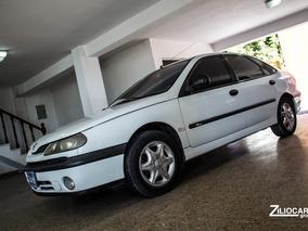 Renault Laguna Full 1.8 Gnc 1999 Blanco Cuotas $56000