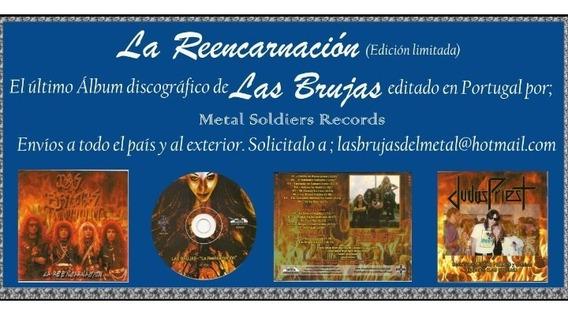 Album Discografico De Las Brujas, La Reencarnacion .