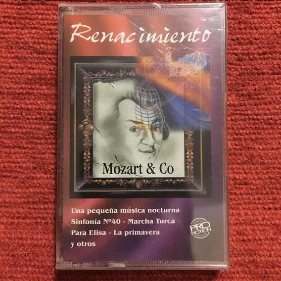 Renacimiento - Mozart & Co (cassette Nuevo Sellado)