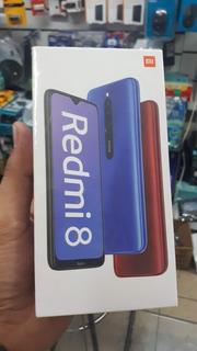Redmi 8 4gb De Ram E 64gb Preto