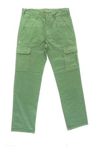 Pantalon De Brin Cargo