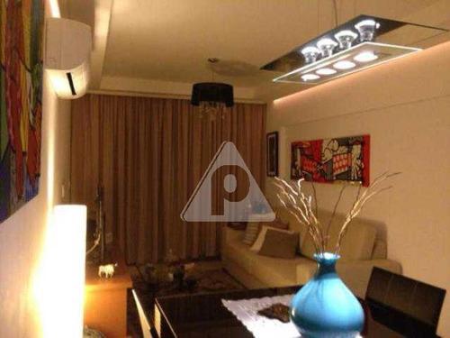 Imagem 1 de 16 de Apartamento À Venda, 2 Quartos, 1 Suíte, 1 Vaga, Botafogo - Rio De Janeiro/rj - 13234