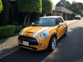 Mini Cooper S Turbo 2014