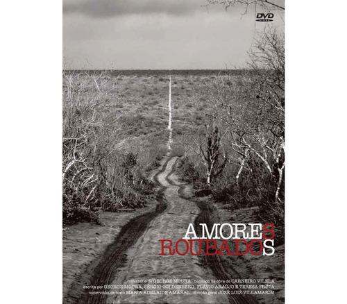 Dvd Amores Roubados - Minissérie (lacrado)