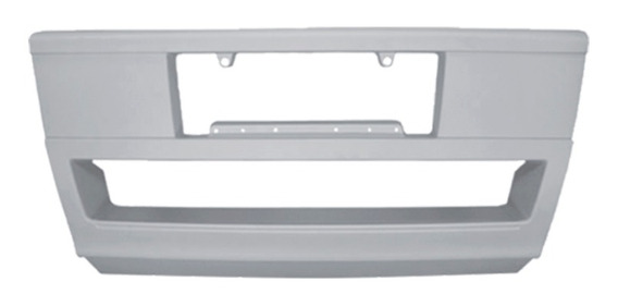 Parachoque Central Vw 18310 Fibra Sem Pintura 2vf807105
