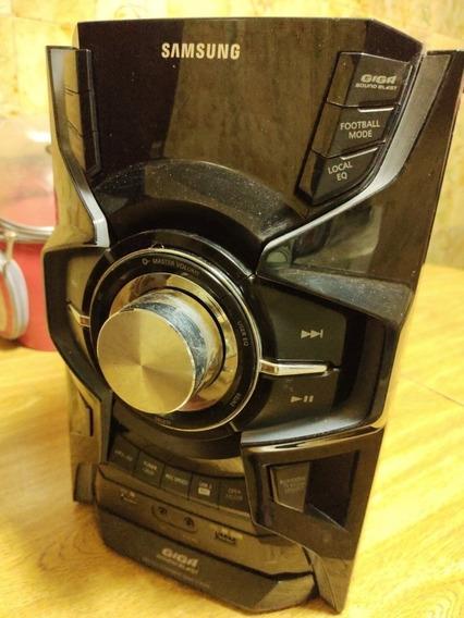 Mini Áudio System Mx-hs6500 (com Defeito)