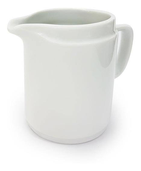 Lechera Tsuji Porcelana Blanca Vajilla Linea 450