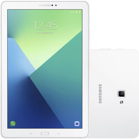Tablet Samsung Galaxy Tab A Smp585m 16gb 4g - Branco Vitrine