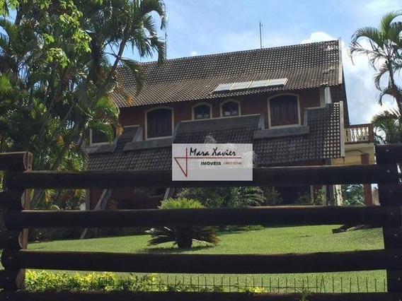Chácara Com 4 Dormitórios À Venda, 1000 M² Por R$ 950.000 - Condomínio Chácaras Do Lago - Vinhedo/sp - Ch0138